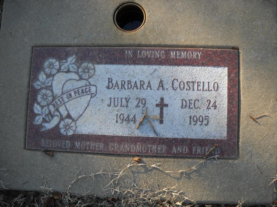 Barbara A. Costello