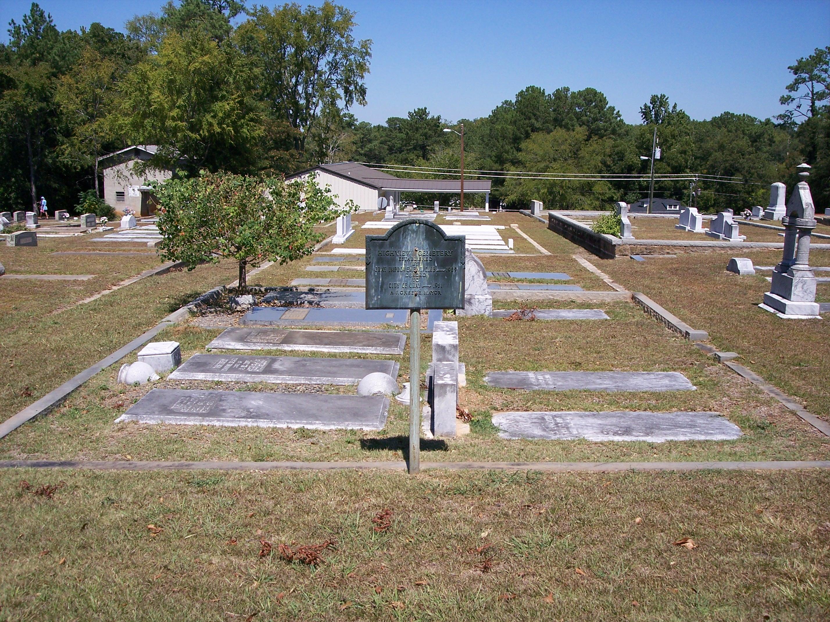 High View Cemetery
