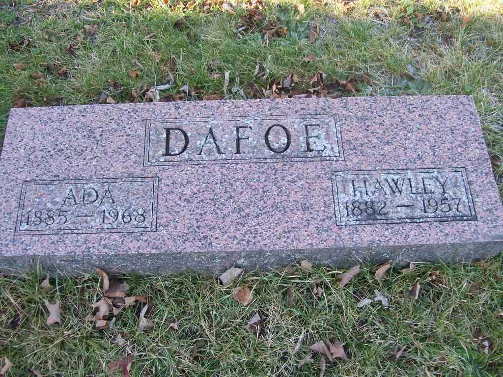 Ada O. <i>Henry</i> DaFoe