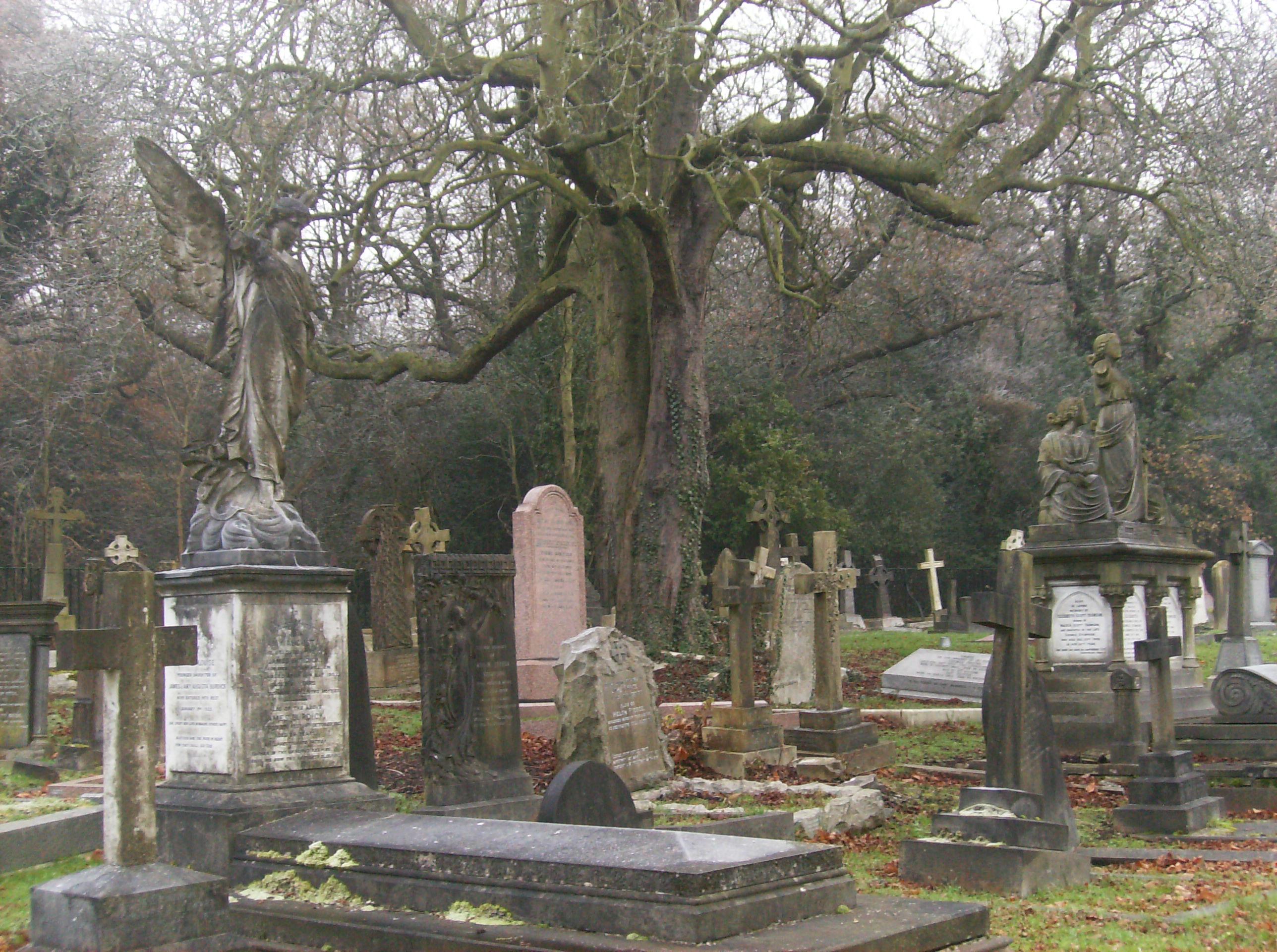 Putney Vale Cemetery and Crematorium