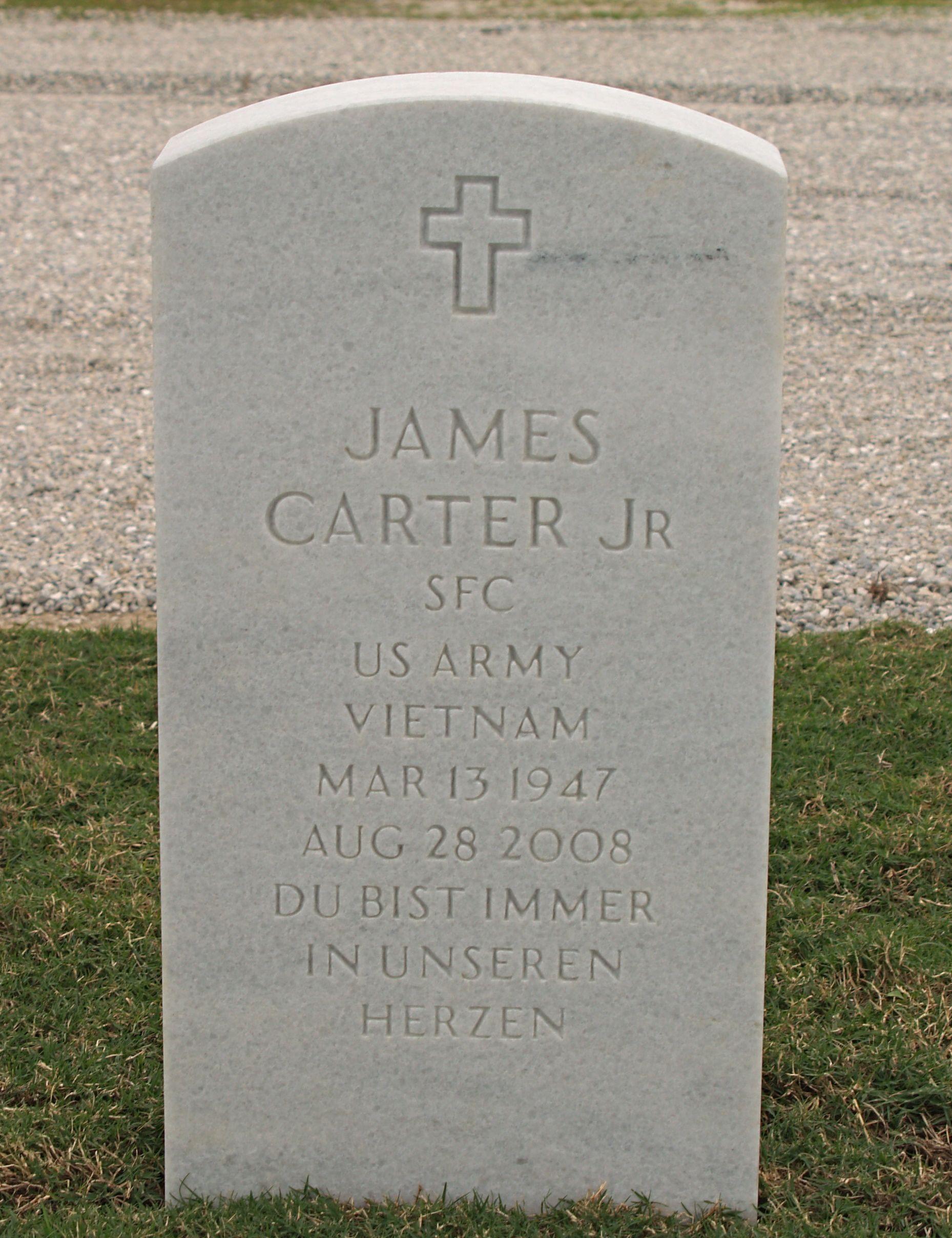 James Carter, Jr