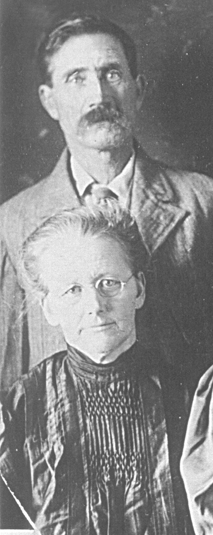 Anna Sophia <i>Andersdotter</i> Anderson