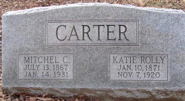 Katie Rolly Carter