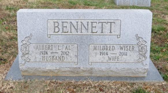 Albert L Al Bennett