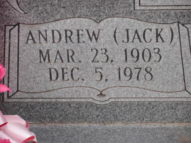Andrew Jack Deviney
