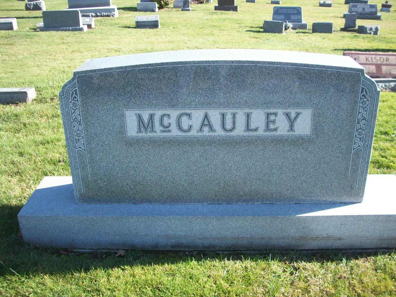 Dow E. McCauley