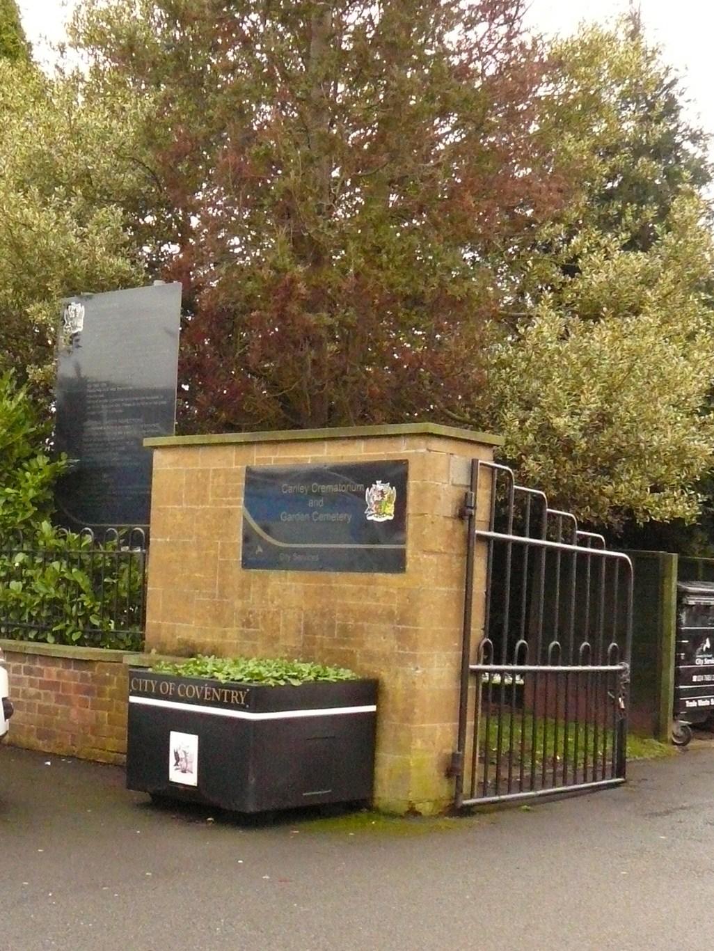 Canley Garden Cemetery and Crematorium