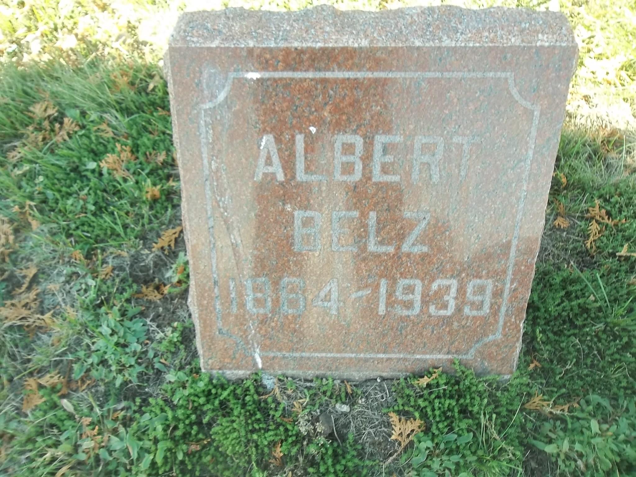 Albert Belz
