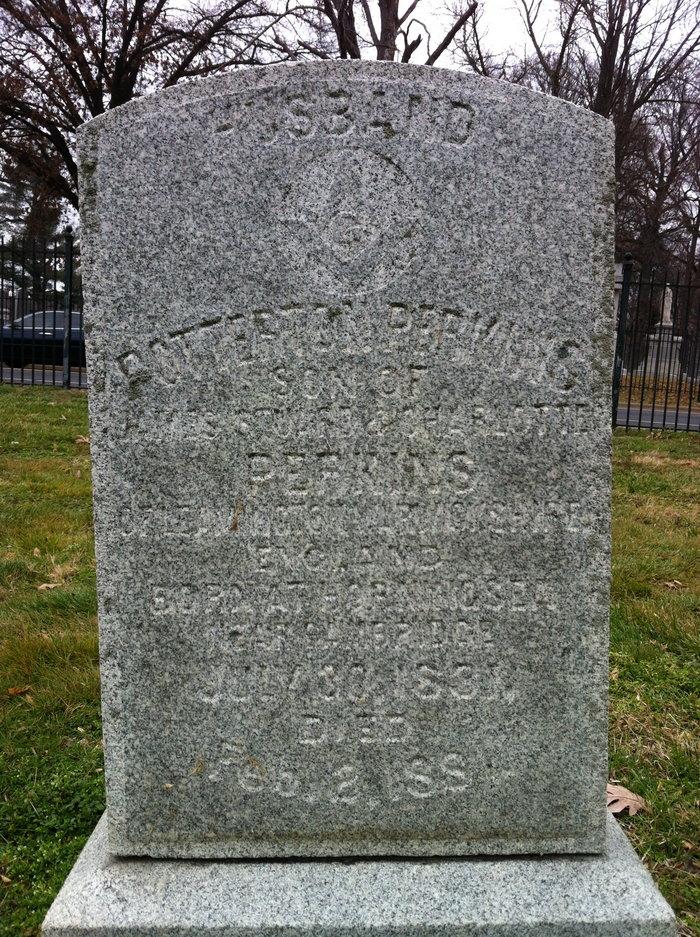 William Potterton Perkins