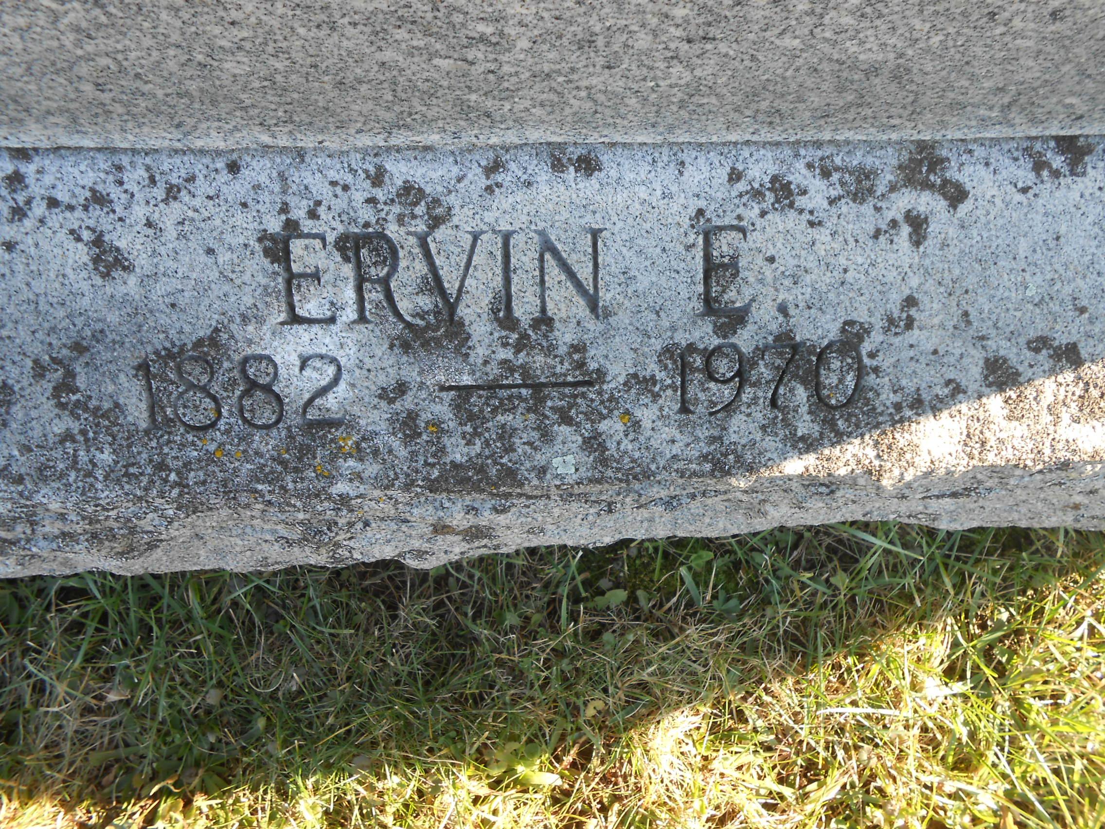 Ervin Ezra Kreger