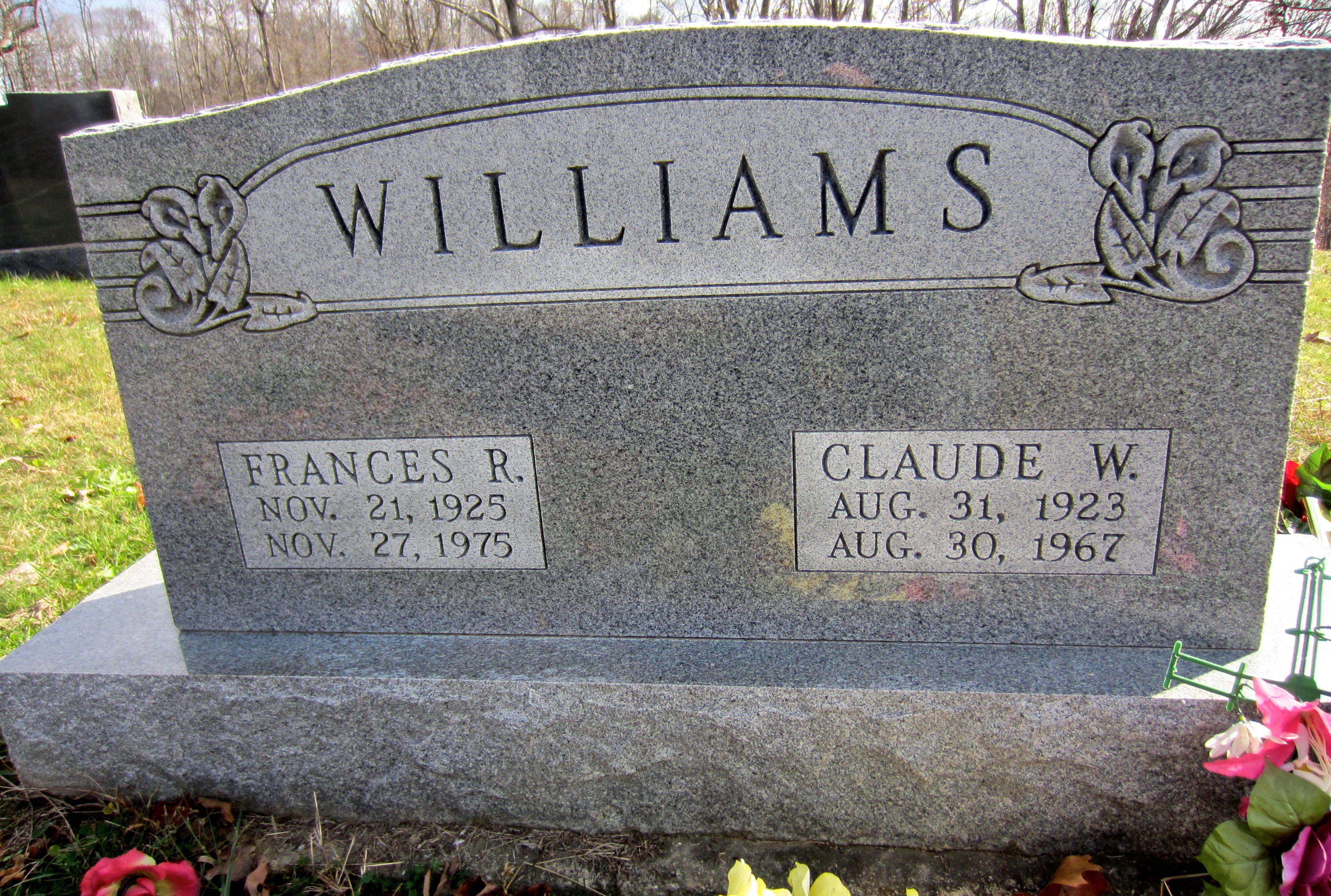 Claude Wesley Williams