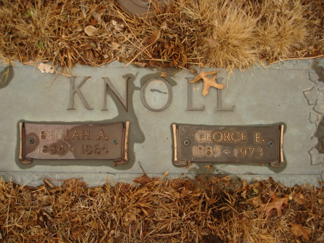 George E Knoll