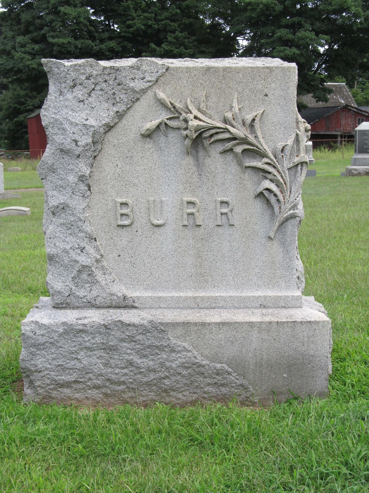 Grace C Burr