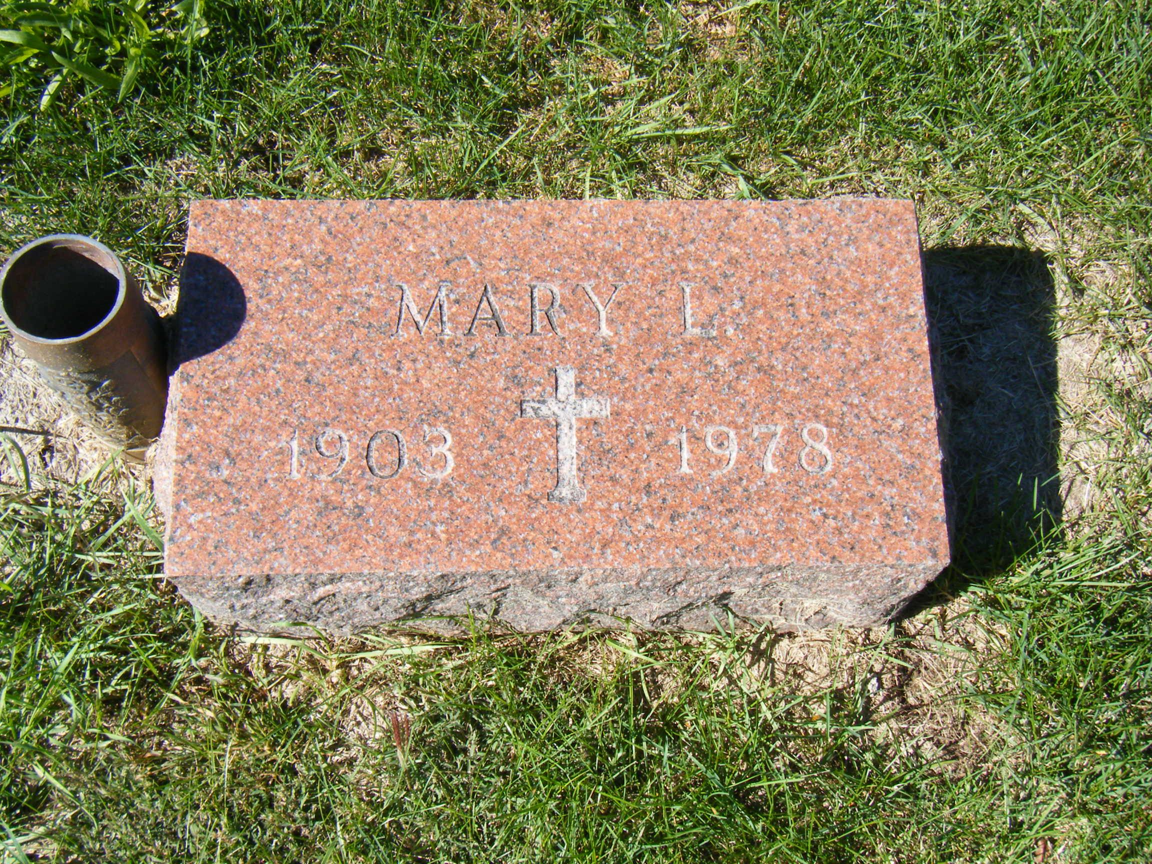Mary Louise Hansman