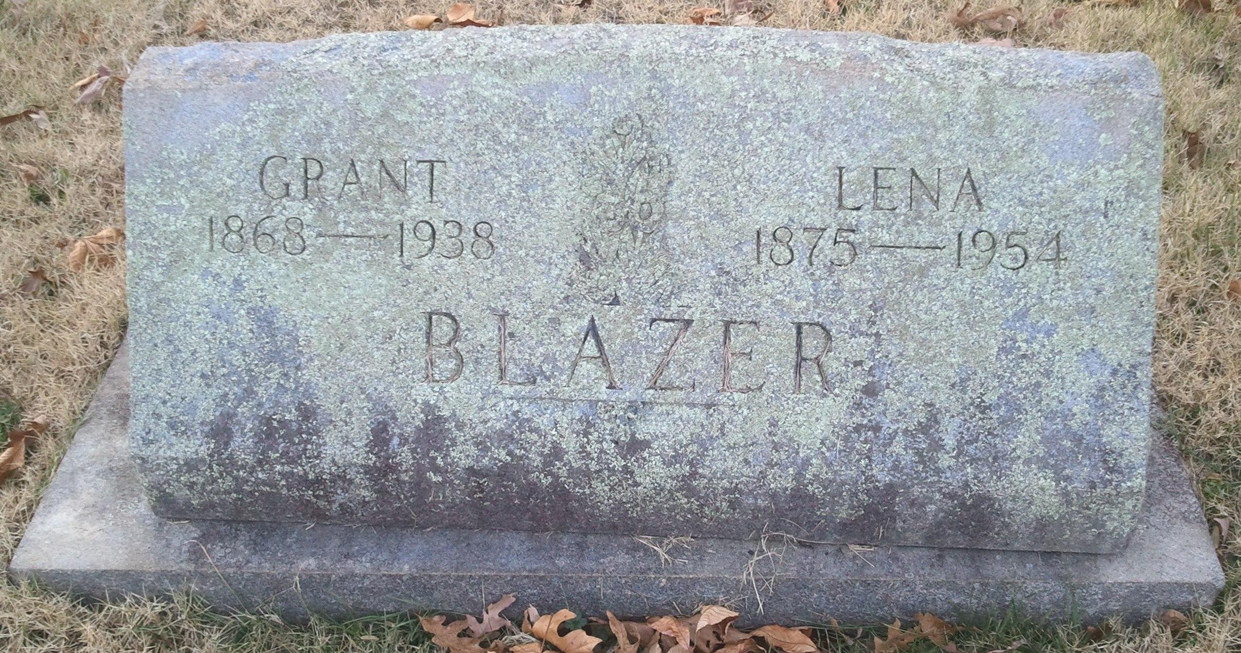 Ulysses S. Grant Blazer