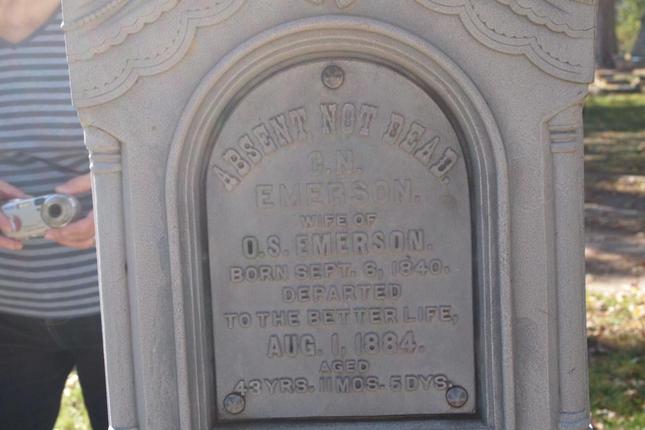 Grace Lawn Cemetery