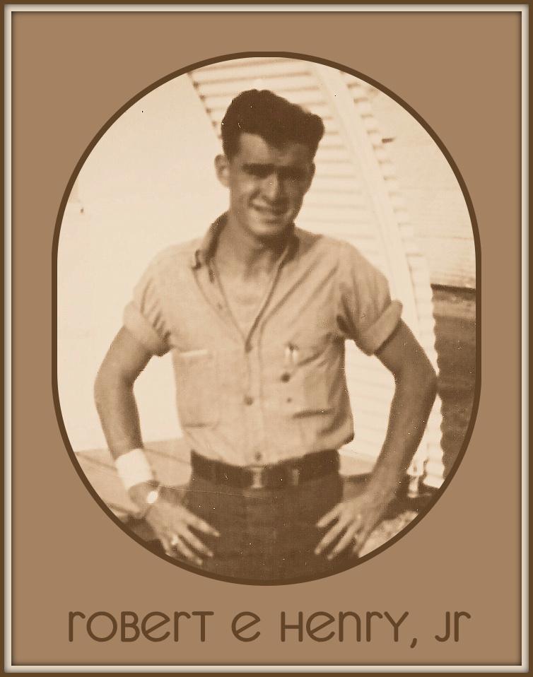 Robert E Bob Henry, Jr