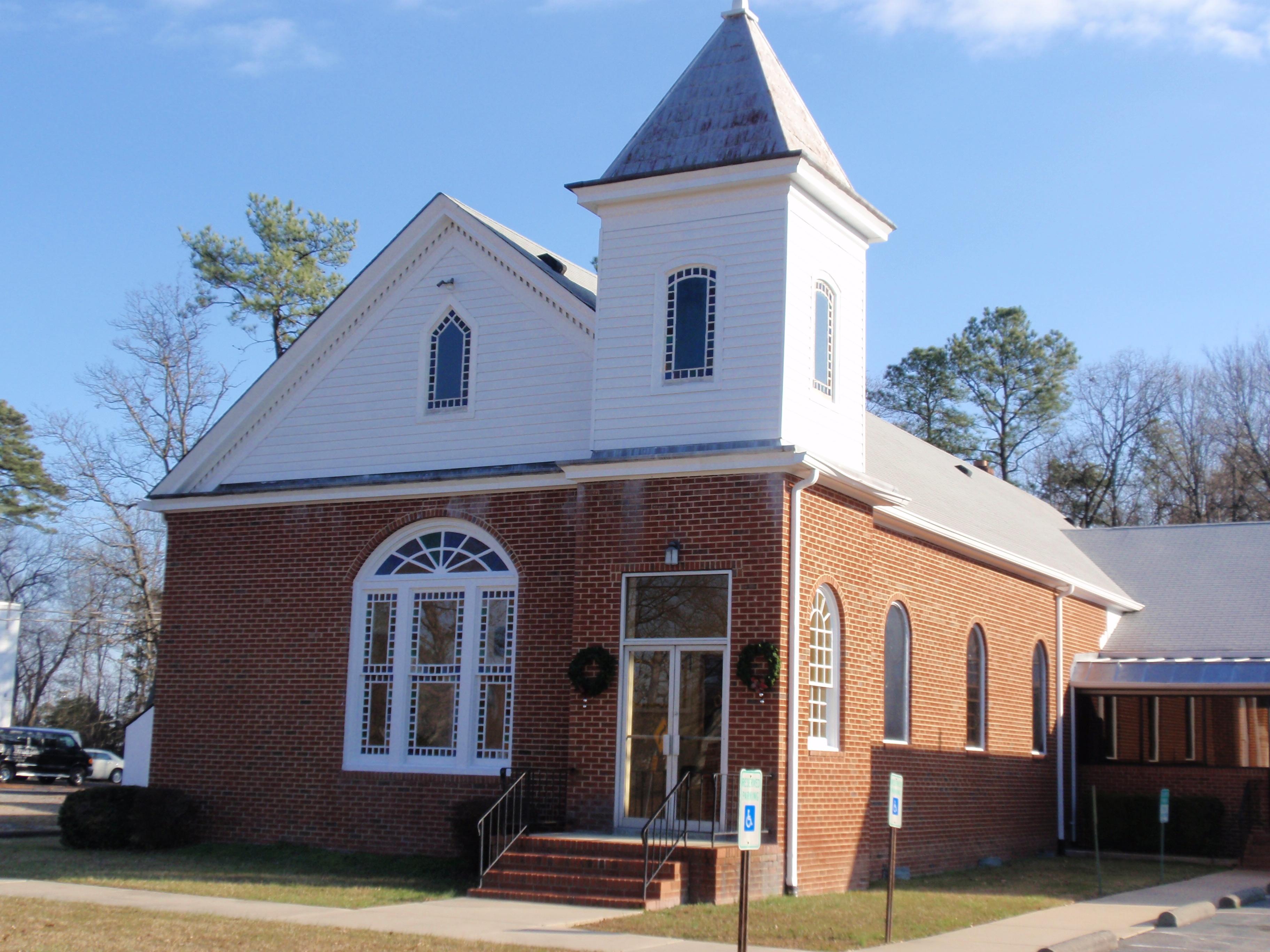 first shiloh baptist church cemetery in mechanicsville virginia