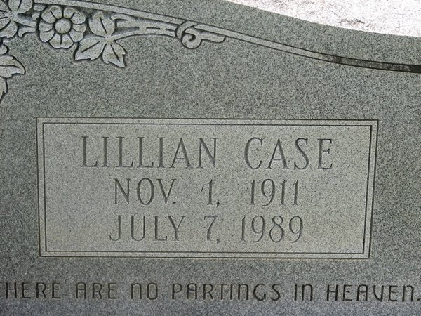 Lillian <i>Case</i> Allgood