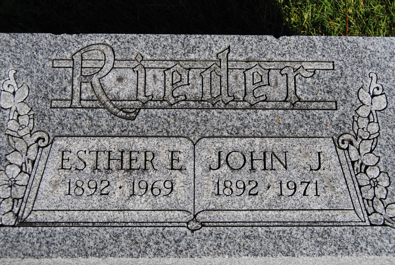 John J. Rieder