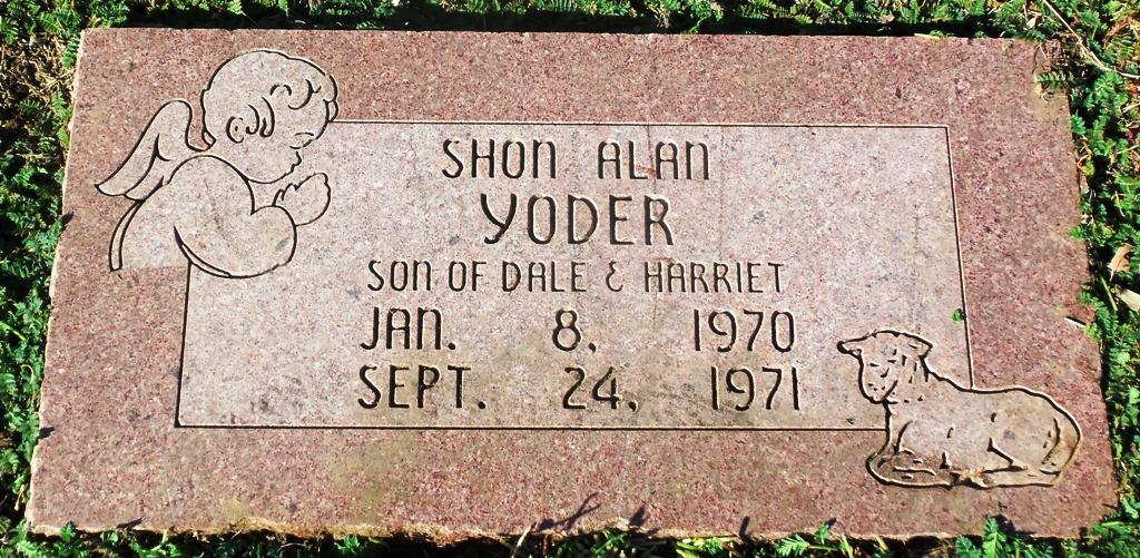 Shon Alan Yoder