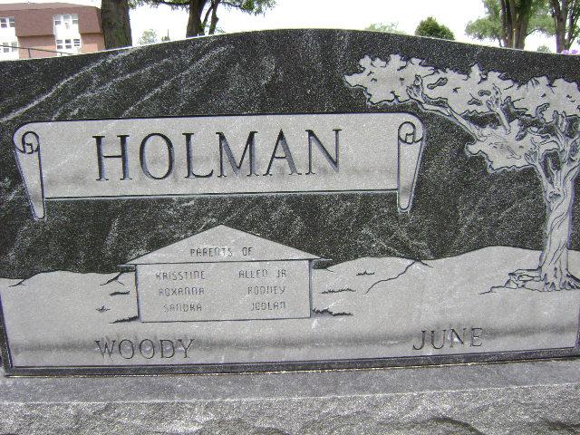 Allen Woodford Holman, Sr