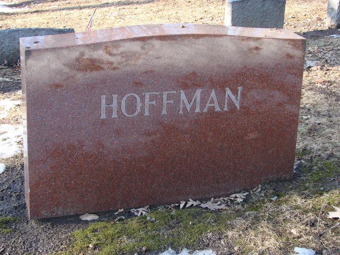 Anna M <i>Krist</i> Hoffman