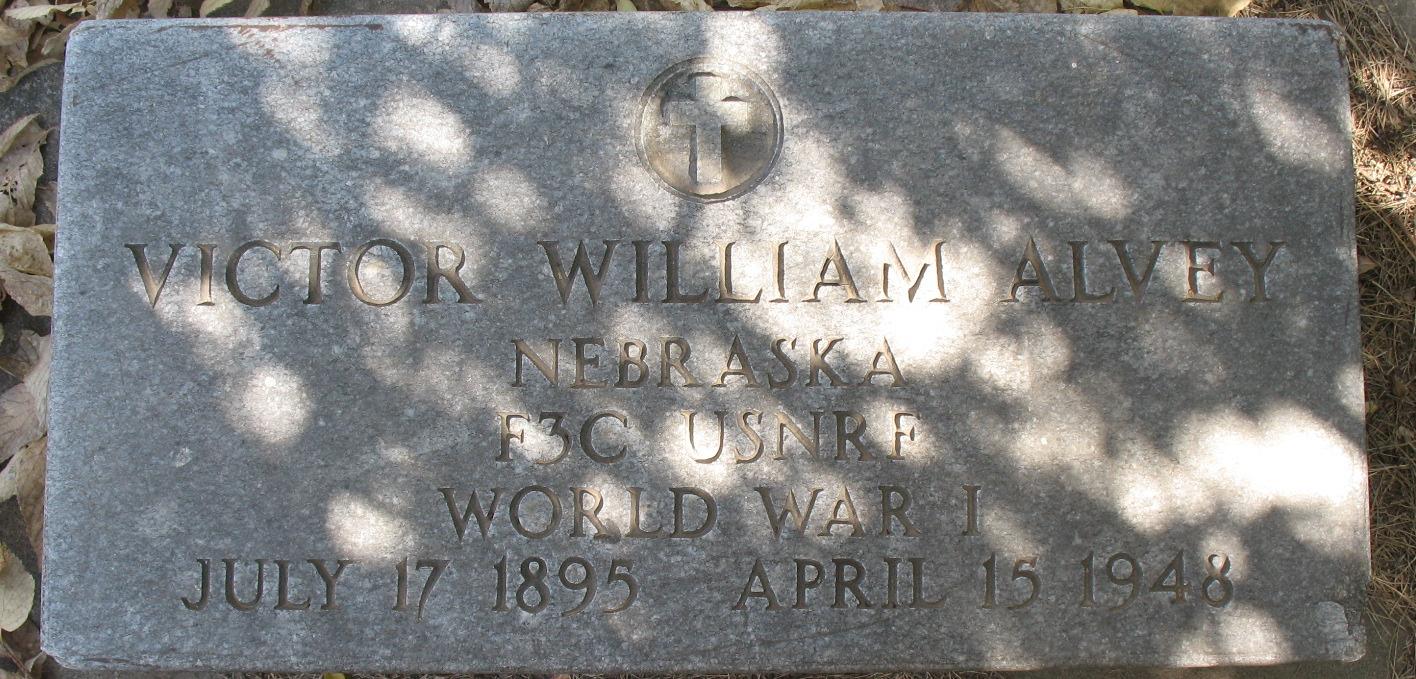 Victor William Alvey