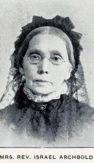 Frances Foster <i>Dana</i> Archbold