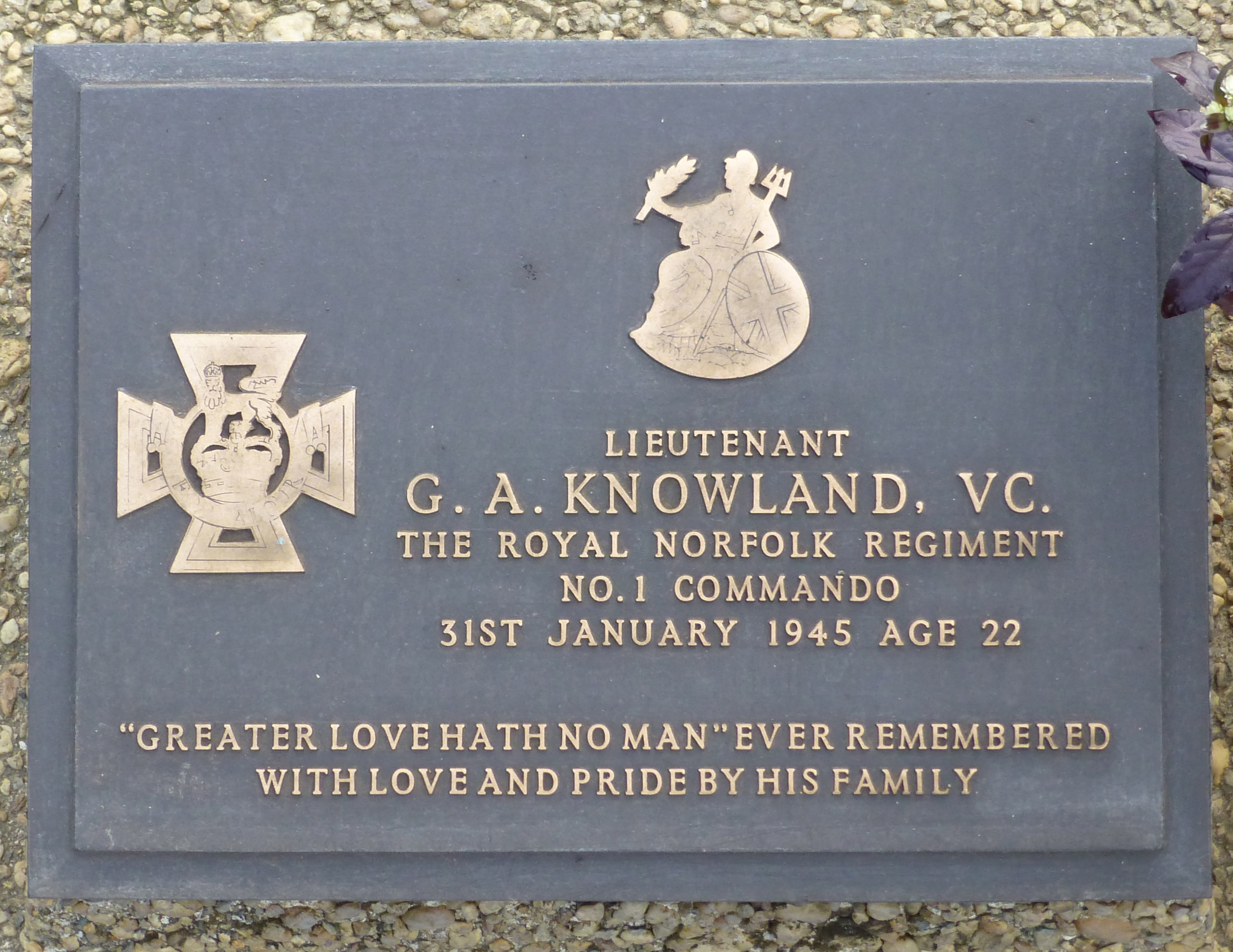 George Arthur Knowland