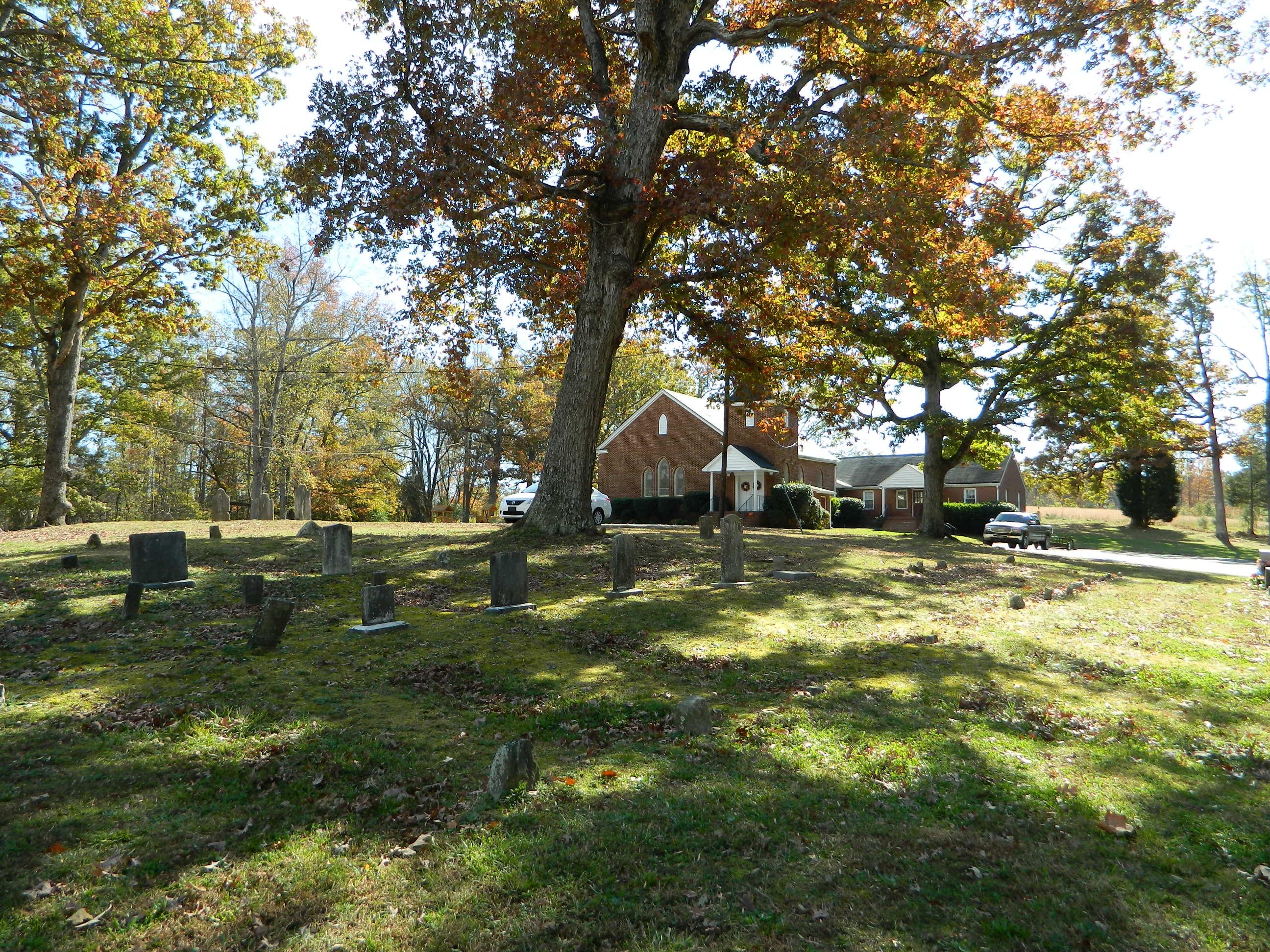 Leas Chapel Methodist Church Cemetery