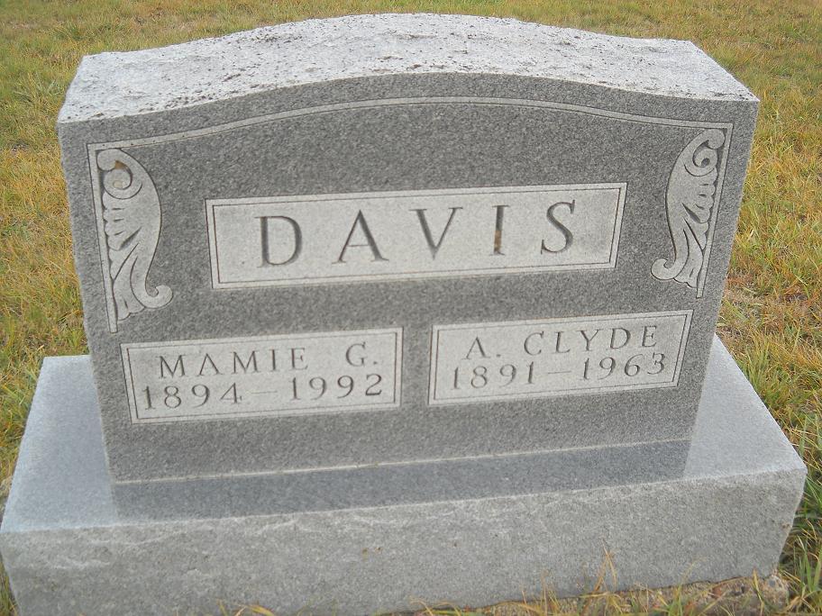 Alva Clyde Davis