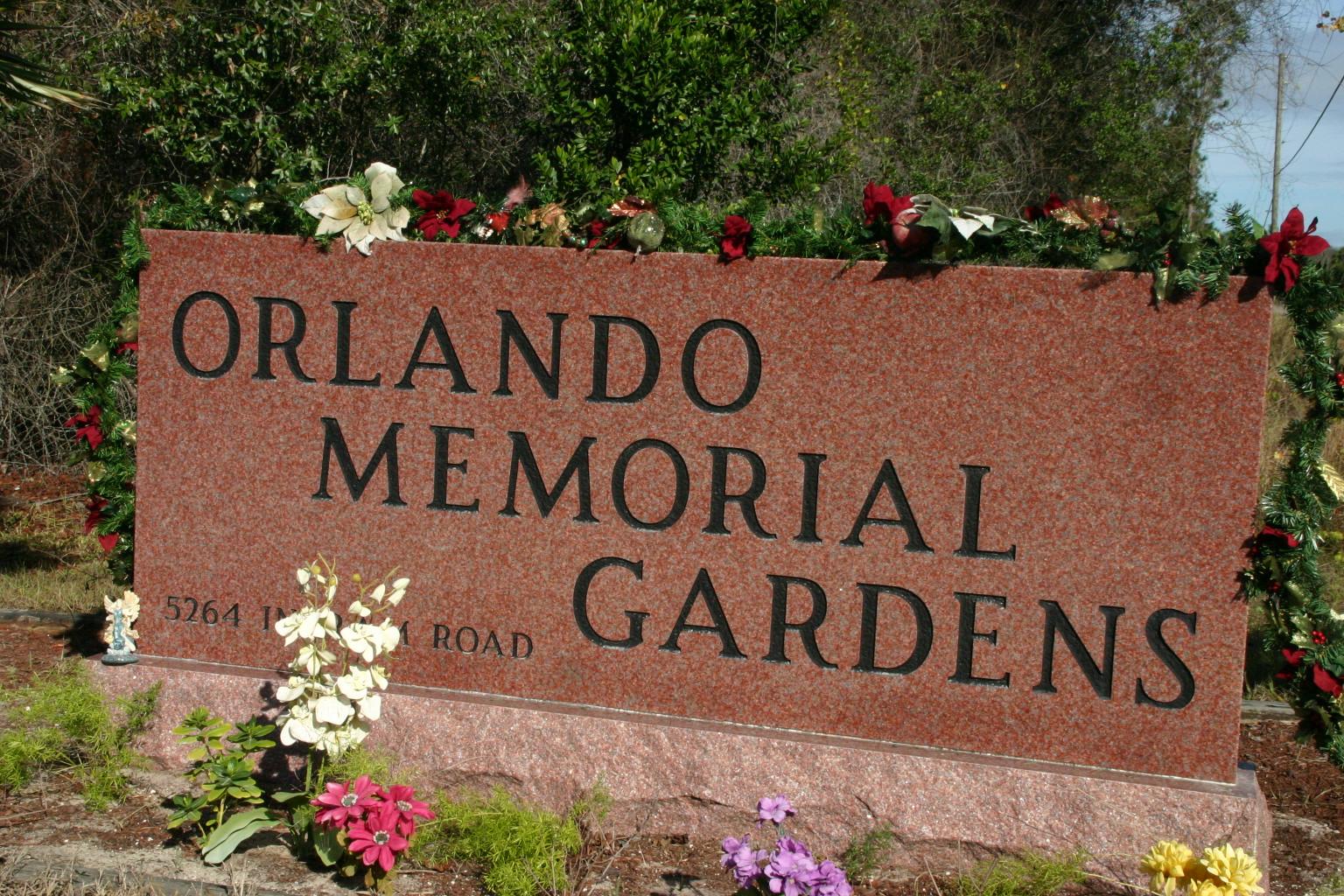 Orlando Memorial Gardens in Apopka, Florida - Find A Grave Cemetery