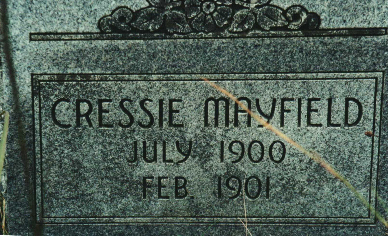 Cressie Mayfield