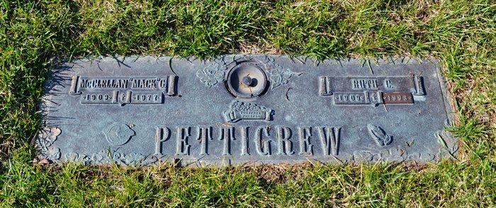 McClellan Mack Pettigrew