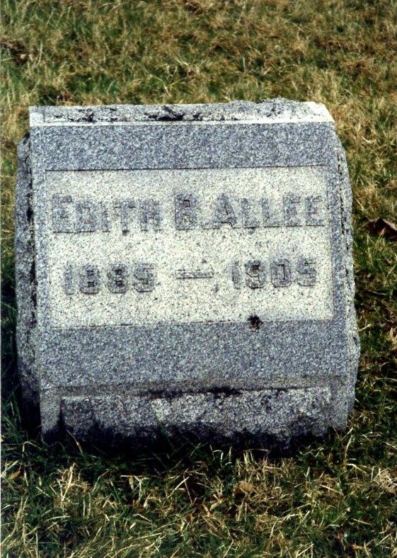 Edith B Allee