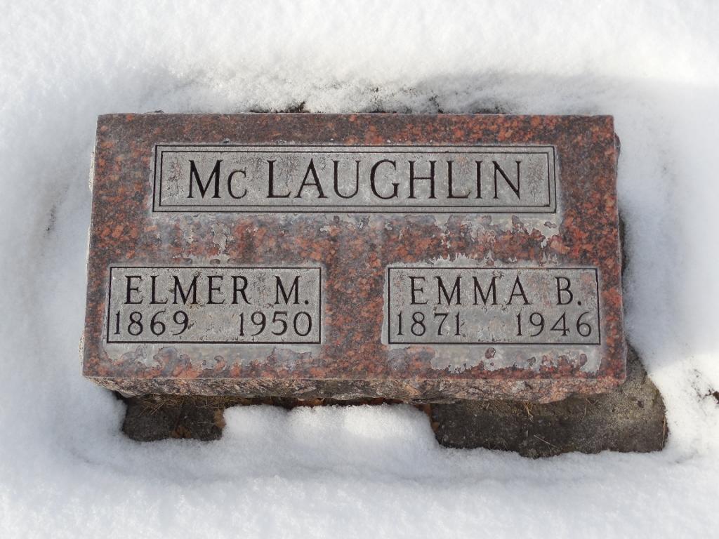 Emma Blanche <i>McLaughlin</i> McLaughlin
