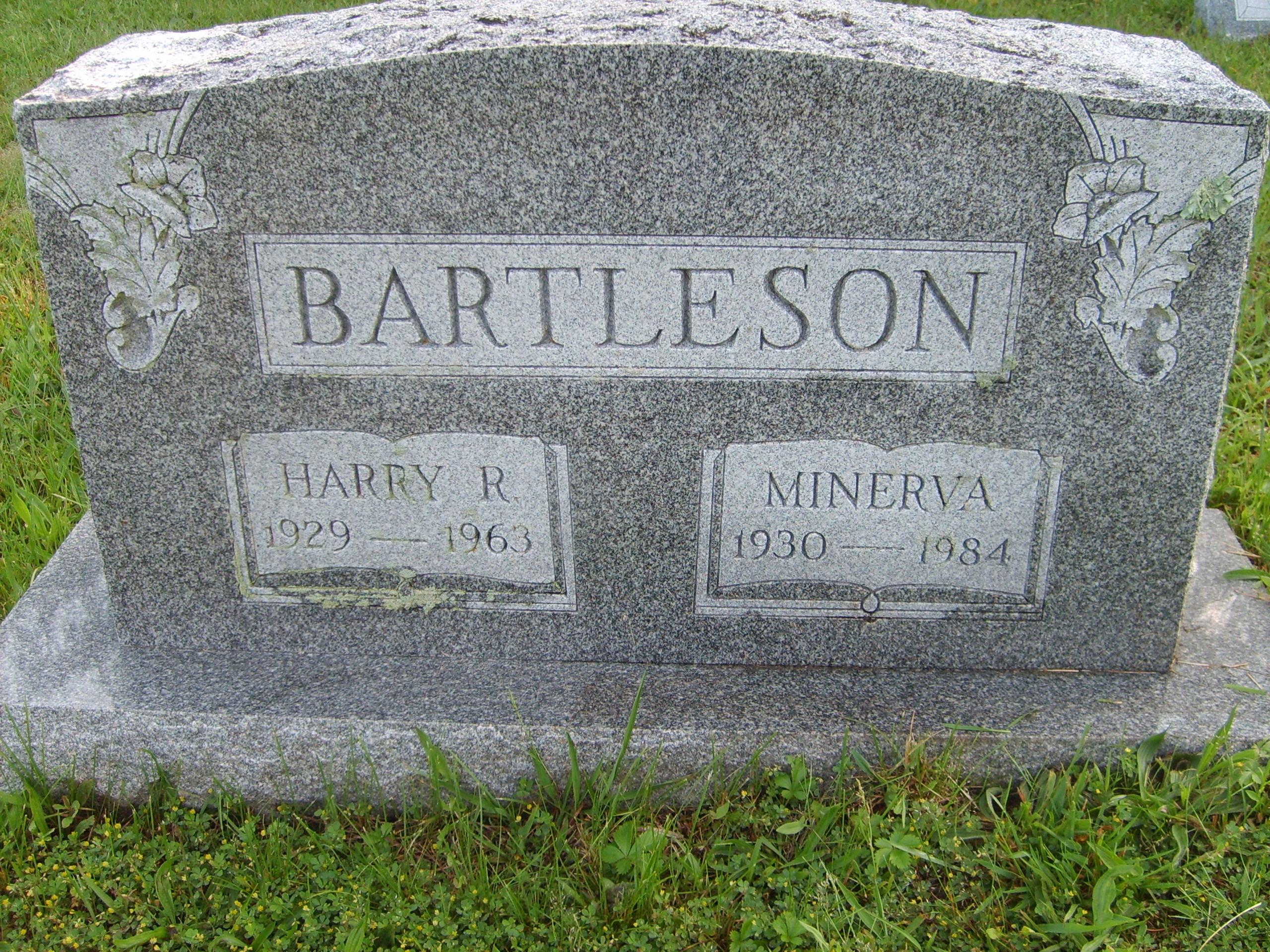 Minerva E <i>Scull</i> Bartleson