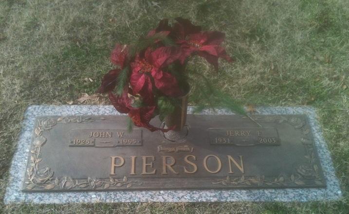 Geraldine Fra Jerry <i>Fenix</i> Pierson