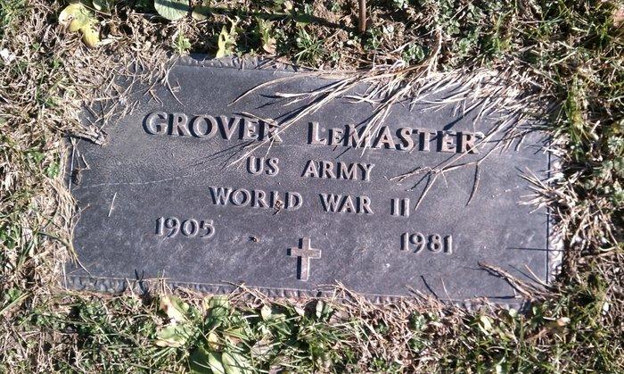 Grover Lemaster