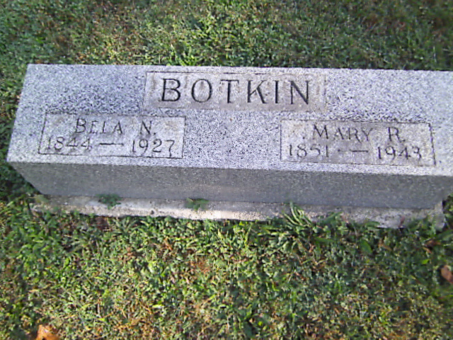 Mary A. Botkin