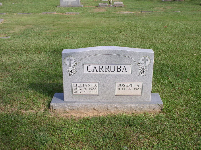 Joseph Anthony Carruba, Sr
