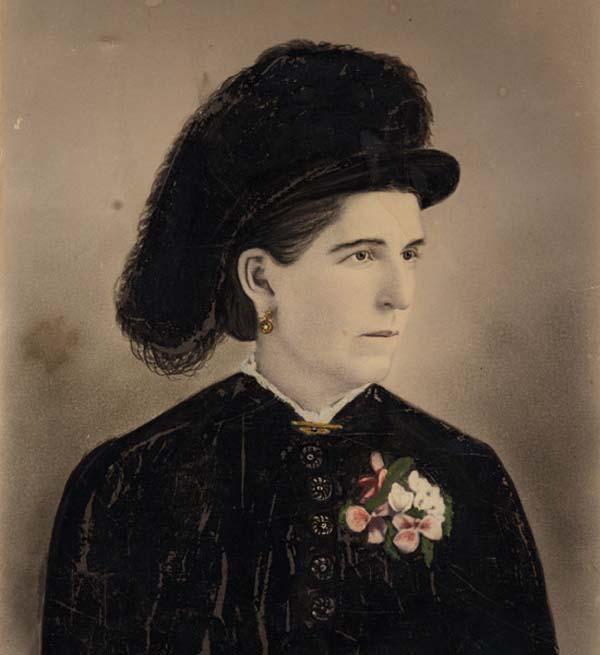 Anna Mary <i>Forrester</i> Pico