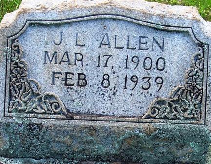 J L Allen