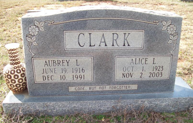 Aubrey L. Clark