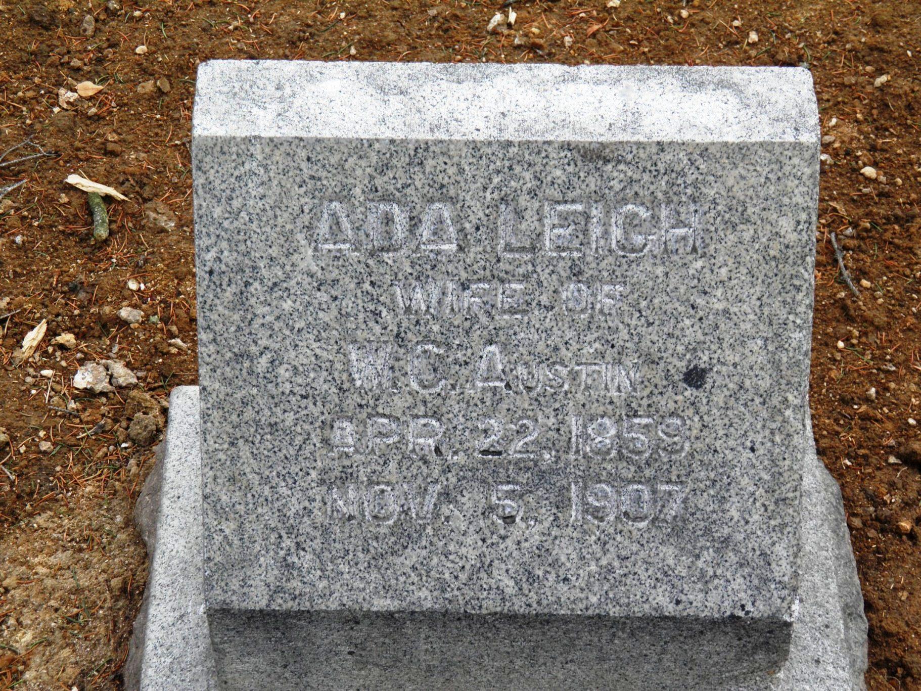 Ada <i>Leigh</i> Austin