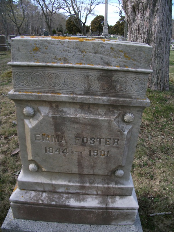 Emma <i>Winslow</i> Foster