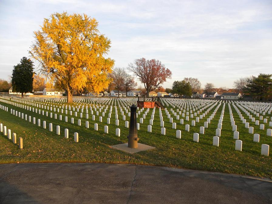 Richmond National Cemetery