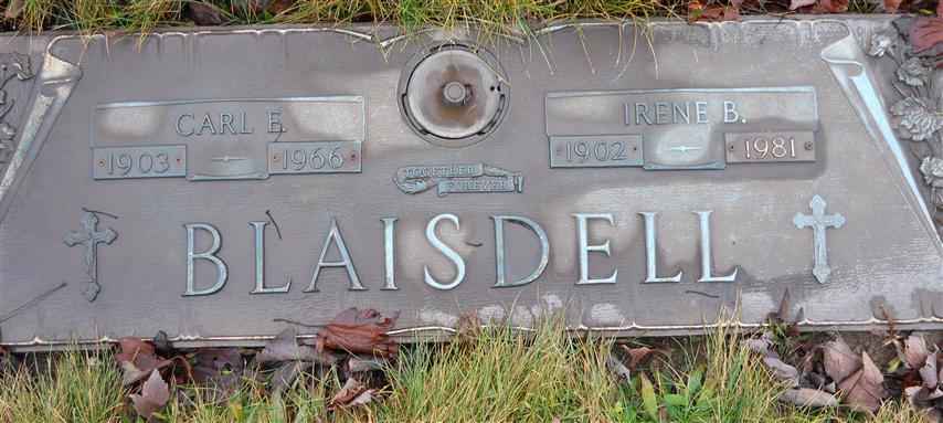 Carl E Blaisdell