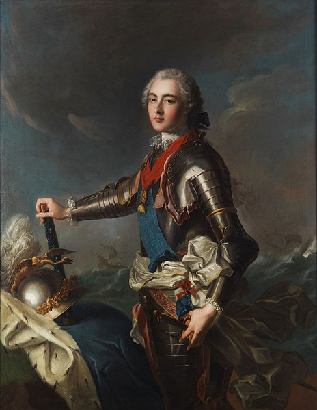 Louis Jean Marie Duke of Penthièvre de Bourbon